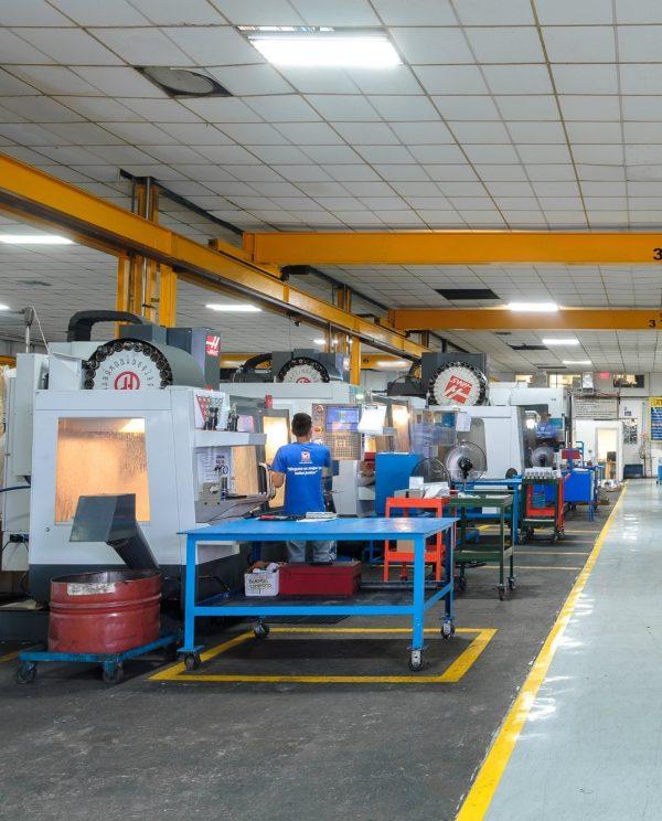 gemak fabrica de piezas de maquinado cnc en monterrey
